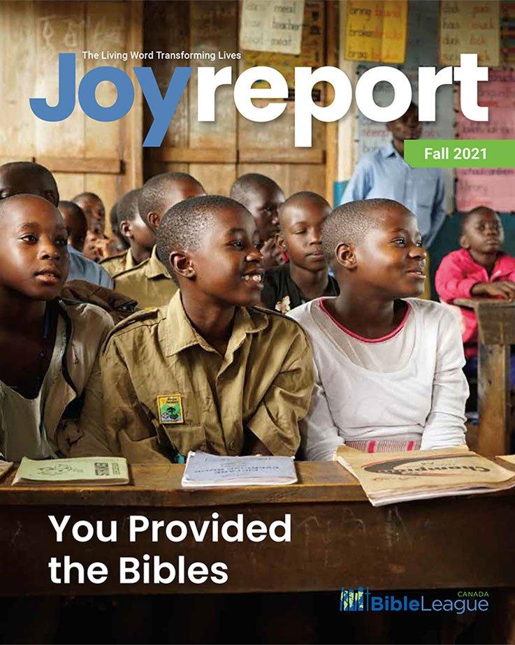 Fall Joy Report 2021